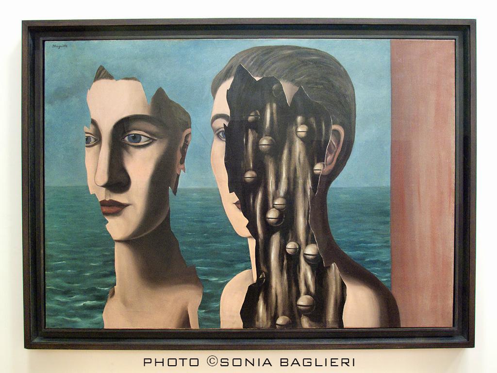René Magritte - Il Doppio Segreto